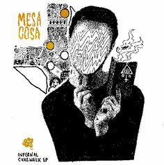Mesa Cosa - Infernal Cakewalk EP (Casbah Records / Off The Hip Records, 2012) | Loud Notes
