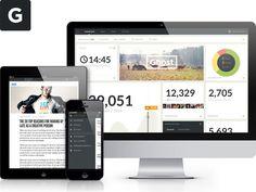 #Ghost: Just a Blogging Platform by John O'Nolan http://www.kickstarter.com/projects/johnonolan/ghost-just-a-blogging-platform http://tryghost.org/features.html