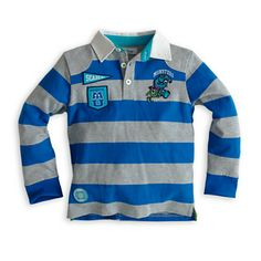 Monsters University Rugby Shirt For Kids