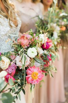 688d04124fc 40 Best BRIGHT   COLORFUL WEDDING FLOWERS ♡ images