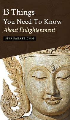 13 Things You Need To Know About Enlightenment