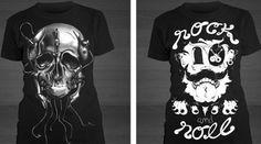 Black T-shirts