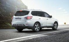 2015 Nissan Pathfinder canada