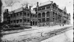 Ultimo Technical College, Sydney, in