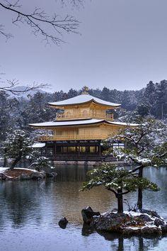Kinkakuji -- KYOTO JAPAN