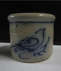 Rowe pottery...love my little bird