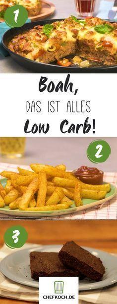 Low Carb: 7 einfache Rezepte für Genießer