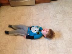"Reasons my son is crying: ""He doesn't want to go (even though we've repeatedly told him we're not going anywhere)."""