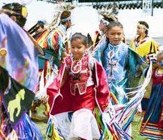 Seneca Indian Modern pow wow.