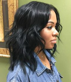 50 Best Eye-Catching Long Hairstyles for Black Women
