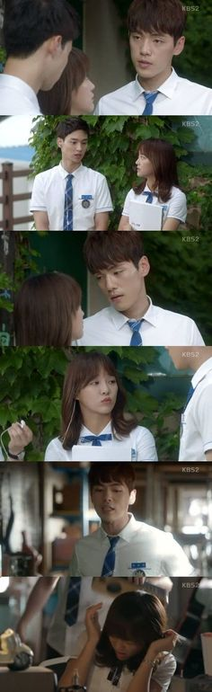 """[Spoiler] It's about time, """"School 2017"""" Kim Jung-hyun """"For Kim Sejeong"""""""