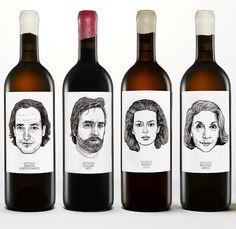 gutoggau-wine-portraits_2 • TheCoolist - The Modern Design Lifestyle Magazine