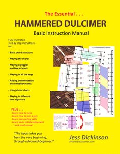 Printed and video lessons, many free, for hammered dulcimer. Free printable charts as well. I LOVE this site and his videos! His lessons helped vastly improve my playing skills. Dulcimer Instrument, Dulcimer Music, Hammered Dulcimer, Interesting Information, Music Notes, Art Music, Free Printable, Charts, Gospel Music