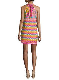 Trina Turk Vacaciones Shift Dress - Multi X-Small