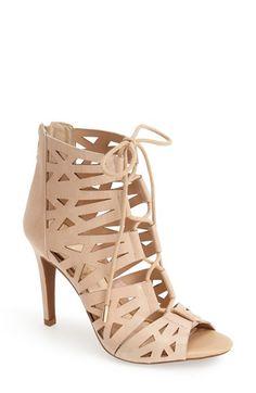 Jessica Simpson 'Emerita' Laser Cutout Cage Sandal (Women) | Nordstrom