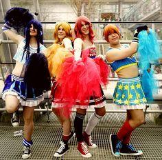 Well this is funny . . #photographer #photograph #art #deutschland #sony #a7rii #bavaria #leipzig #germany #europe #cosplay #anime #animecosplay #animeguy #funny #comedy #photooftheday #sonya7rii #guys #cheerleader #mcc16 #lbm #lbm2016 #crossdresser #guy @SonyA7RII