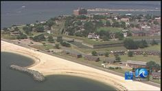 A state historical marker is being rededicated at Fort Monroe to recognize the arrival of the first Africans in Virginia.
