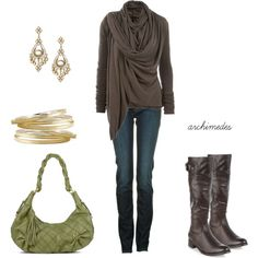Wrapped Up In You by archimedes16 on Polyvore