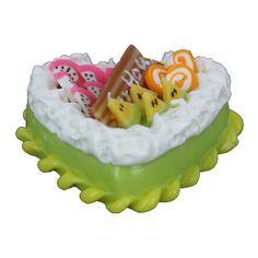 Gâteau fimo chez Pearlyperles !