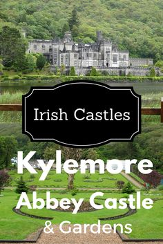 Kylemore Abbey Castle and Victorian Gardens makes a lovely day trip where you can visit this beautiful estate and its tranquil surroundings.