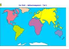 Grundschule - Sachkunde II: Die Erde, der Mensch, Natur, Technik u.v.m. - Die… Euro Währung, Der Computer, Kids Education, Diagram, Map, World, Energy Transformation, Plant Parts, Continents