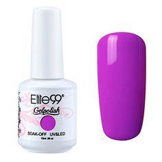Elite99 Soak Off Gel Nail Polish Nail Art UV LED Manicure... https://www.amazon.co.uk/dp/B00SY4GLD4/ref=cm_sw_r_pi_dp_XPaOxbAK6MD8S