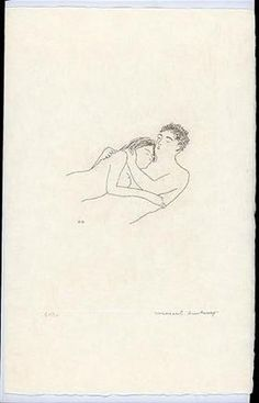 After love - Marcel Duchamp