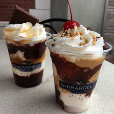 I'm experiencing a #craving. #chocolate #caramel #peanutbutter  #icecream #ghirardelli #disneyland #disneyfood