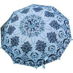 Amazon.com: Laura Ashley 3A074756 Exotic Umbrella, Josette... ($24) ❤ liked on Polyvore