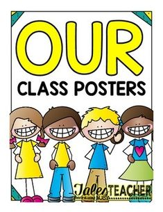 OUR Class PostersThese FREE posters are great for you first days of school and throughout the year! Grab this freebie and print out one for your grade level!Read more about the importance of saying OUR classroom instead of MY classroom here!***************************************************************************** Poster SetsClick here!Check out my other poster sets!Visit my blog!Tales from a Very Busy Teacher…