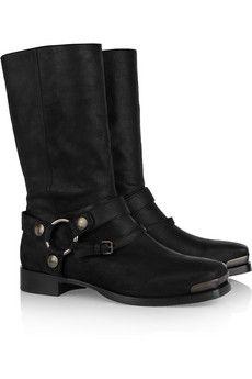 See by Chloé Cowboy/Biker boots - black MACH0