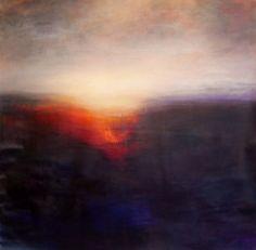 Pia Brix-Thomsen. 150 x 150 cm.2013 Acrylic on canvas
