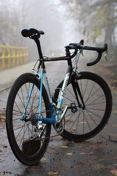 Rychtarski columbus max steel frame + Campagnolo + Deda