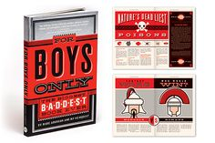 Headcase Design | For Boys Only (PRINT)