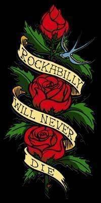 -----<@ Rockabilly Will Never Die @>-----