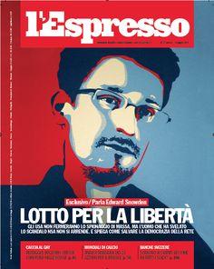 La copertina dell'Espresso in edicola da venerdì 6 giugno