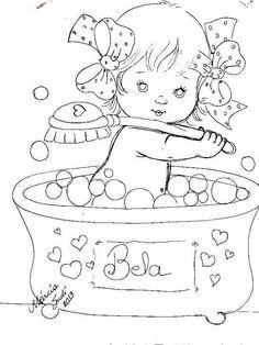 Bb banho