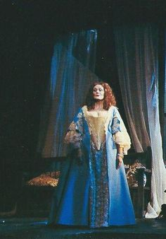 Dame Joan Sutherland as Amalia in I Masnadieri. The Australian Opera.