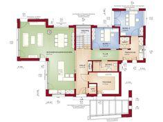 Grundriss haus modern mit erker  grundriss haus modern - Google-Suche | Floorplan | Pinterest ...