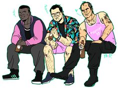 Video Game Art, Video Games, Game Gta V, Trevor Philips, Grand Theft Auto Series, Video Game Characters, Fictional Characters, Gta 5, Photo Archive