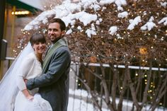 This Is Why You Should Have a Winter Wedding