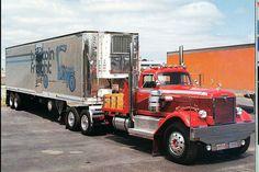 Mack Trucks, Big Rig Trucks, Dump Trucks, Cool Trucks, Diesel Cars, Diesel Trucks, International Harvester Truck, International Scout, Tractor Pictures