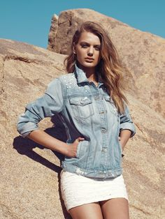 Bregje Heinen Takes to Joshua Tree for Revolve Clothing's Spring 2013 Lookbook   Fashion Gone Rogue: The Latest in Editorials and Campaigns