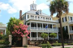 When our family took a seven city road trip around the South last summer two cities definitely caught my attention; Savannah, Georgia and Charleston, Sou...
