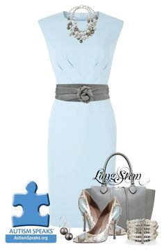 3/31/14 by longstem on Polyvore featuring Planet, Michael Kors, White House Black Market, Kenneth Jay Lane, Eli Jewels and ADA Collection
