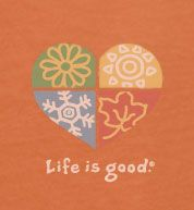 life is good.. love in every season