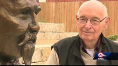 The Drumm Farm in Independence is celebrating 100 years of helping children in foster care and homeless youth. A new bronze sculpture will honor Andrew Drumm.