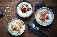 How to make perfect porridge  Porridge is healthy and delicious. Here are our top tips on how to make porridge, with a video from Jamie and toppings from his head nutritionist