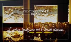 The ancient tradition of Chianti Classico. For reservations for large groups contact our Enoteca at enoteca@fonterutoli.it @marchesimazzei #winetour #MarchesiMazzei #Fonteurutoli