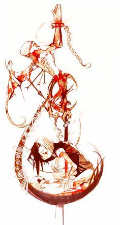 Devil may Pray... by Nanohikakou.deviantart.com